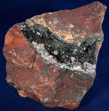 Rimbach-near-Masevaux Stahlberg Mt. Hematite Alsace 58 grams France